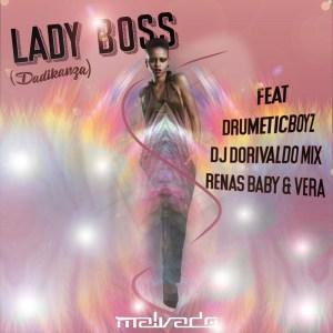 DJ Malvado, Dorivaldo Mix & Drumeticboyz - Dadikanza (Dub Mix Rework 2020)