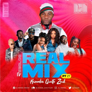 Dj Rebelde - Real Mix (Parte 27)