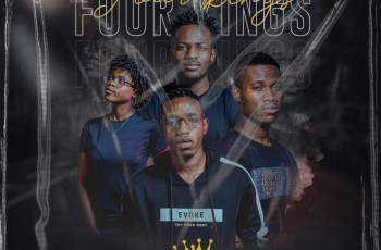 Hot Music - Four Kings (EP)