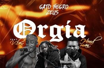 Gato Negro Zeus - Orgia (feat. Headman & V-Lex)