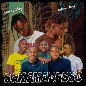 Nelsonn King & Weezy Baby - Sakamadesso (feat. Kit Do Kat)