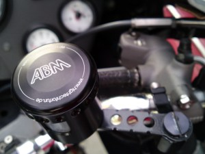 ABM ビレットリザーバータンク