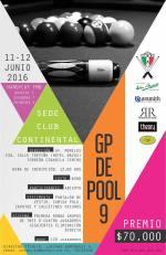 Grand prix de pool bola 9