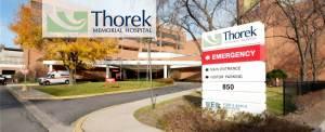 Thorek Memorial Hospital hero image