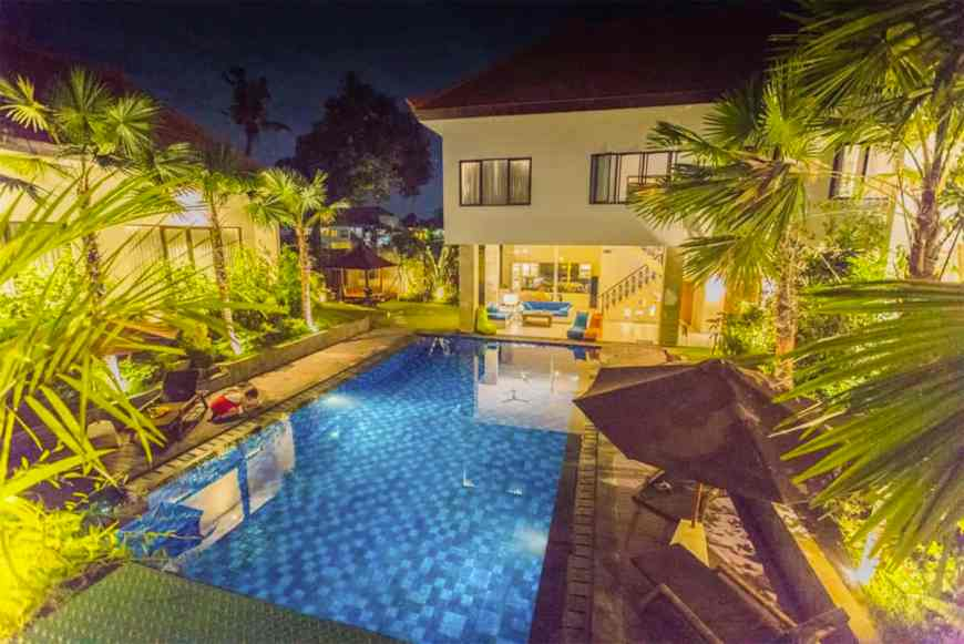 The Many Different Types Of Accommodations In Bali Buenaventours