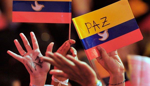 Resultado de imagen para colombia farc paz