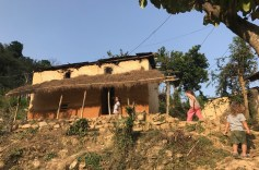 Exploring the Maji village
