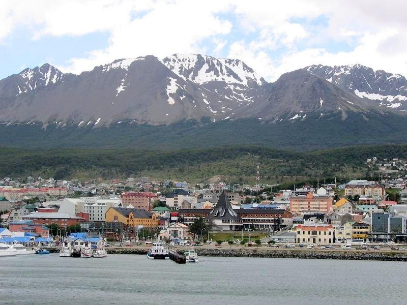 City Tierra De Fuego