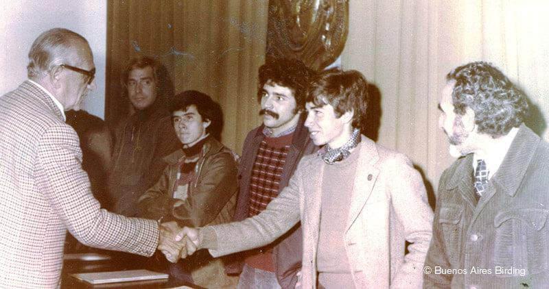 1979 Argentine Orithology Congress.