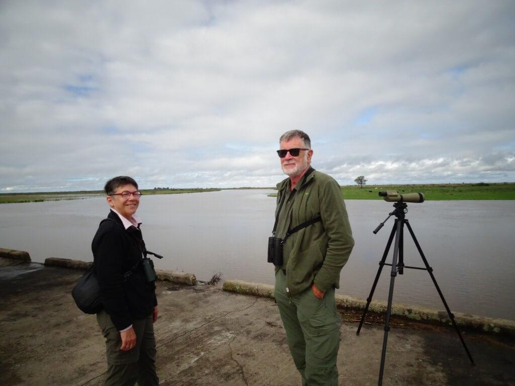 Birding at Gualeguay, Entre Ríos, May 2018.