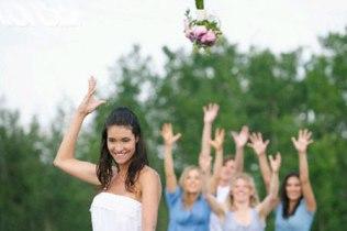 Buquê da noiva (Foto: Reprodução)