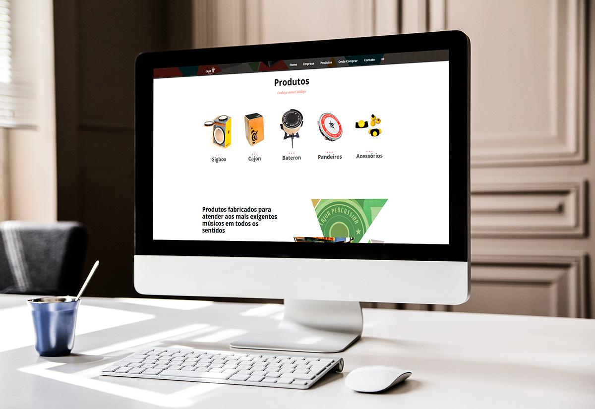 Criação de Sites WordPress - Cajon - BuenoSites.com