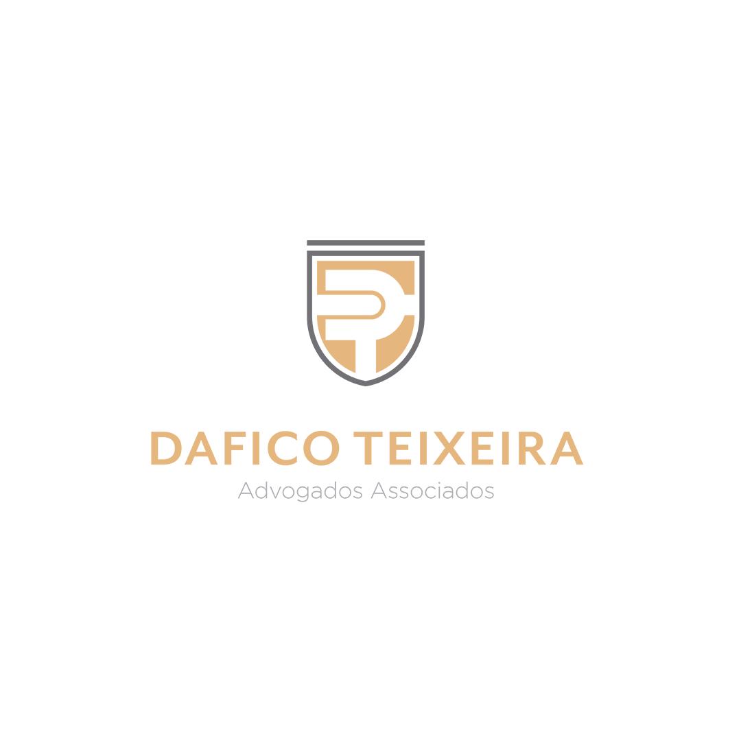 Logotipo Dafico Teixeira - Buenosites
