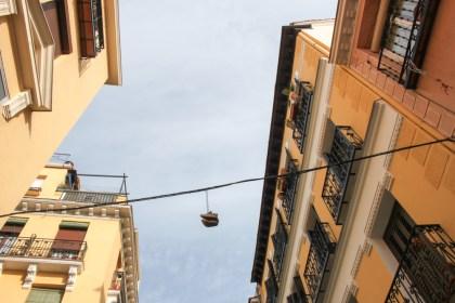 Ruelle - Visiter Madrid