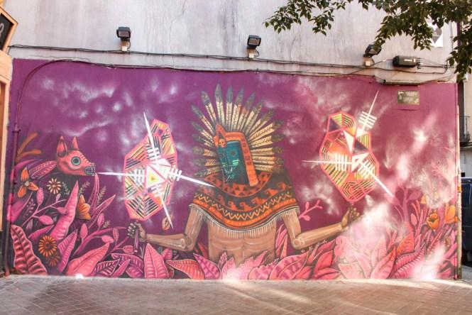 Street Art - Visiter Madrid