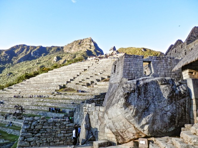 visiter le Machu Picchu