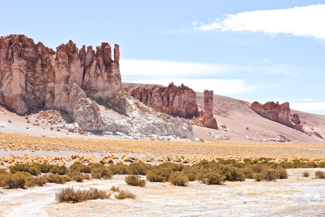 San Pedro de Atacama Salar de tara