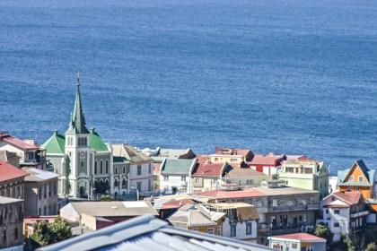 Cerro concepcion visiter valparaiso