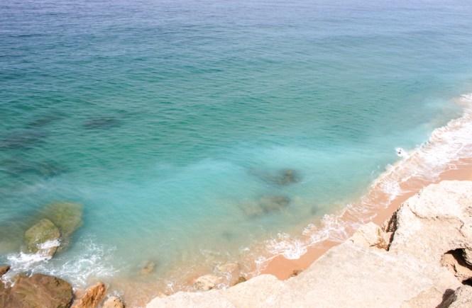 Plage de Zahora - visiter l'andalousie