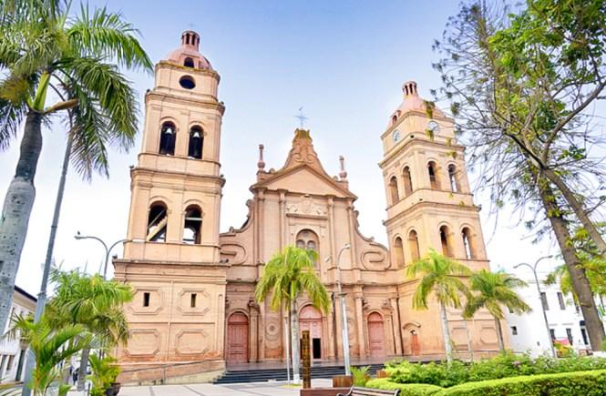 Santa Cruz de la Sierra-cathedral