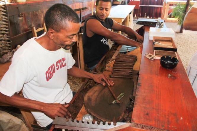 cigare Las terrenas république dominicaine