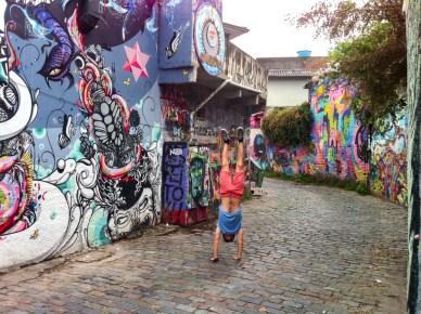 Que voir Sao paulo au brésil - street art