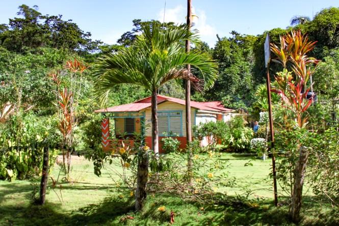 maison visiter las terrenas republique dominicaine