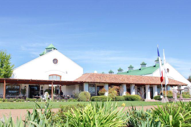 visiter Santiago-du chili vina Casa del Bosque