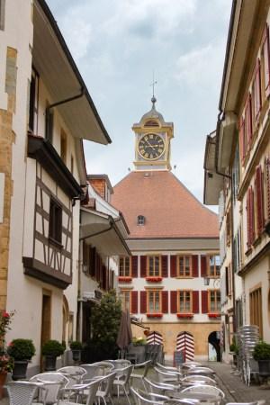 Morat / Murten week-end en Suisse Romande