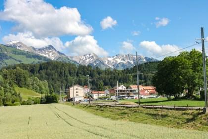 Gruyères - week-end visiter Suisse Romande