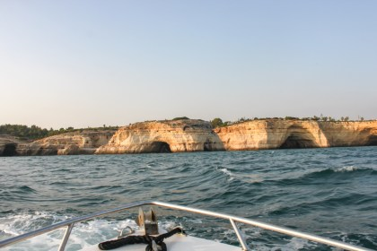 Excursion grottes visiter l'Algarve