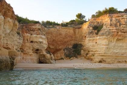 Excursion grottes visiter l'Algarve