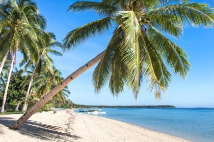 plage de Isla Cabana Resort - île de Siargao