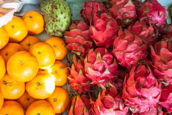 Fruits aux philippines Fruits du Dragon