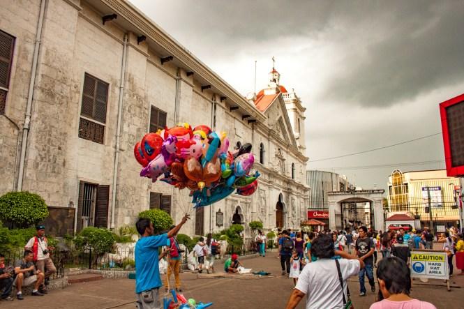 """église de """"Santo Nino"""" Cebu aux philippines"""