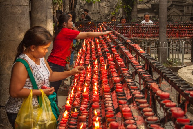 centre prière Cebu aux philippines