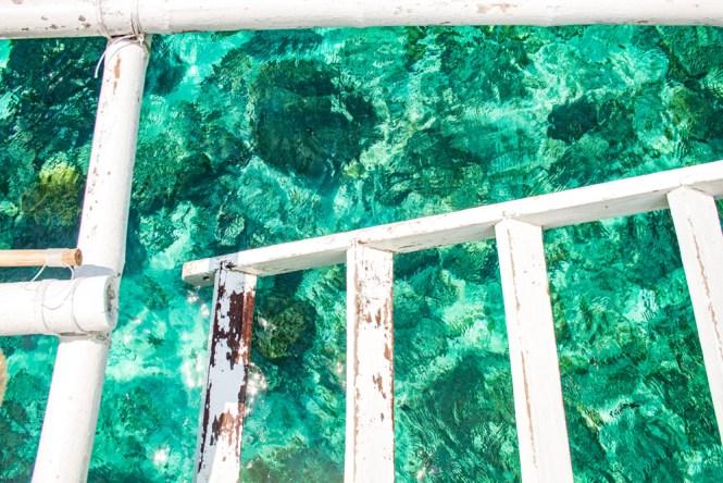 Cebu Nalusuan eaux