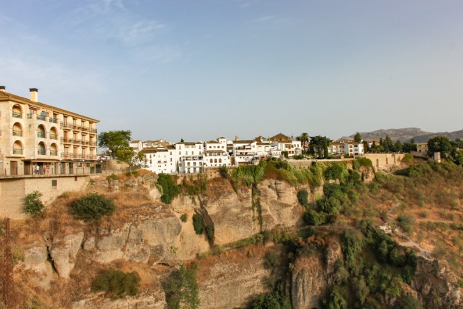 visiter Ronda en andalousie hotel