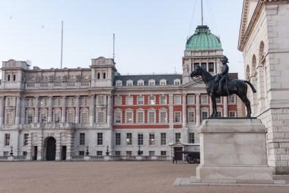 Horse Guard Un week end a Londres