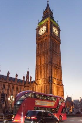 Big ben Un week end a Londres