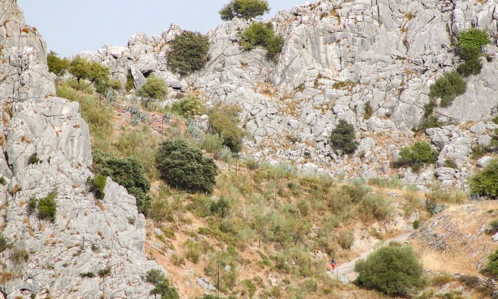 Camino de Grazalema Montejaque