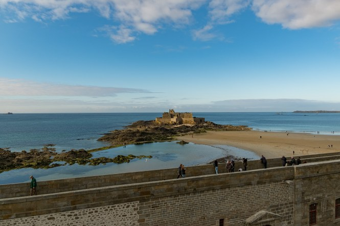 WEEK END A SAINT MALO