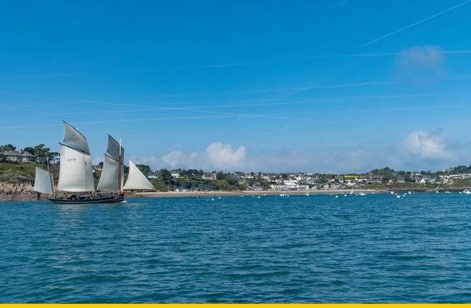 Week-end à Saint Malo voilier