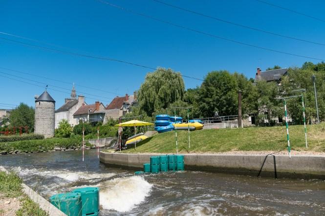 Activités Aquatiques Châteauneuf-sur-Cher Aux vives Week end a la campagne Berry