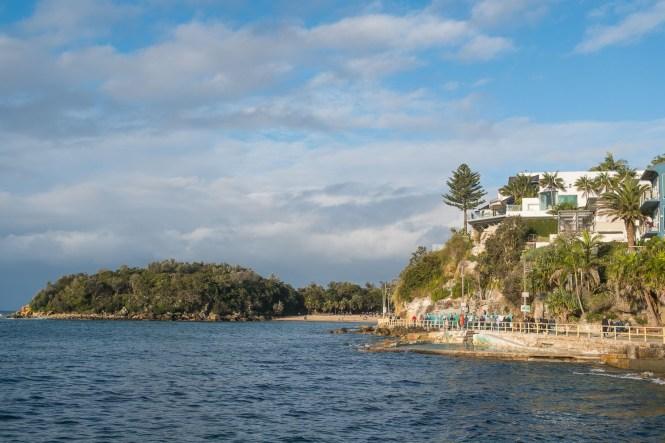 Le quartier de Sherry beach quartiers de Sydney