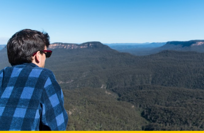 alex-Three-Sisters-Visiter-les-Blue-Mountains