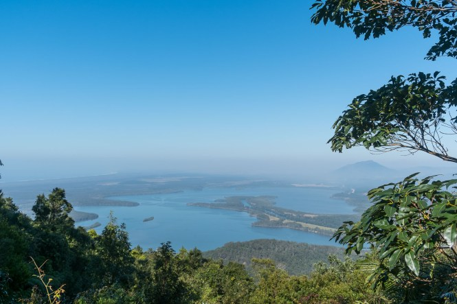 North Brother Mountain Laurieton que faire à port macquarie