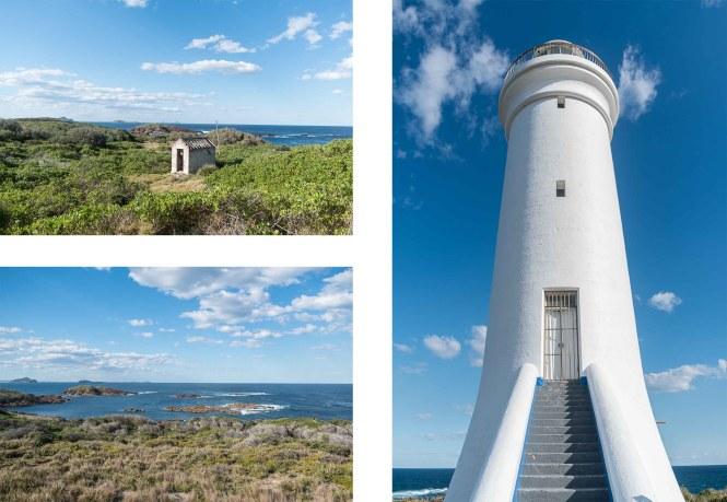 Lighthouse port stephens