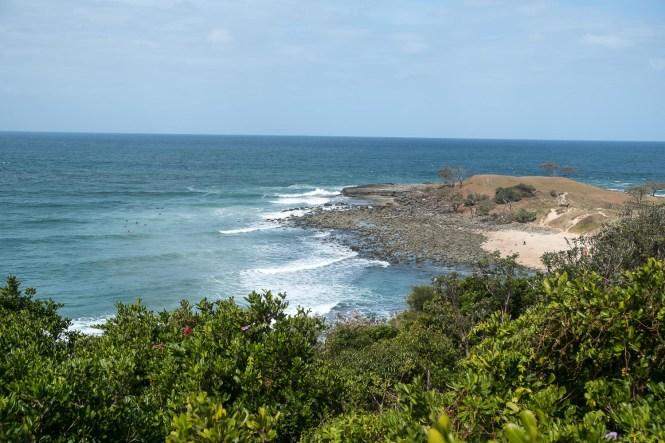 National Surfing Reserve angourie Sur la Route de Grafton à Yamba