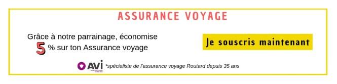 Yamba Assurance voyage